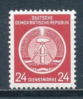 DDR Dienstmarken A 9 X XII ** Geprüft Schönherr Mi. 10,- - Oficial