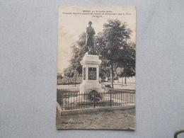 CHITRAY Par ST GAULTIER ( 36 Indre ) MONUMENT MEMOIRE DES ENFANTS DE CHITRAY MORTS POUR LA FRANCE 1914/1918 - France