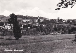 CARTOLINA  -  CARTOSIO PANORAMA ( ALESSANDRIA ) - VIAGGIATA PER GENOVA - Alessandria