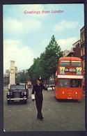 Double Decker Bus - Taxi? - London UK - Bus & Autocars