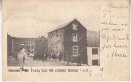 Hamoir - Animé - à Situer - Publicité Cognac Coelen - A.H.J. - Hamoir