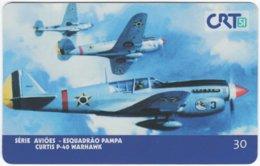 BRASIL L-144 Magnetic CRT - Military, Aircraft - Used - Brasilien