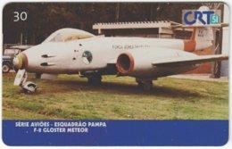 BRASIL L-145 Magnetic CRT - Military, Aircraft - Used - Brasilien