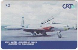 BRASIL L-147 Magnetic CRT - Military, Aircraft - Used - Brasilien