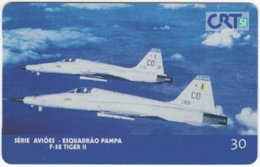 BRASIL L-148 Magnetic CRT - Military, Aircraft - Used - Brasilien