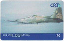 BRASIL L-149 Magnetic CRT - Military, Aircraft - Used - Brasilien