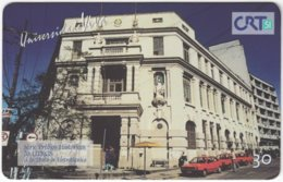 BRASIL L-155 Magnetic CRT - Architecture, Historic Building - Used - Brasilien