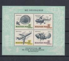 Ungarn Michel Cat.No. Sheet    Mnh/**   59 - Blocs-feuillets