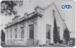 BRASIL L-159 Magnetic CRT - Architecture, Historic Building - Used - Brasilien
