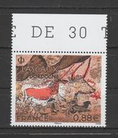 FRANCE / 2019 / Y&T N° 5318 ** : Peintures Rupestres De La Grotte De Lascaux (Dordogne) X 1 BdF Haut - France