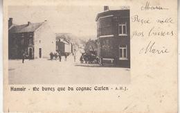 Hamoir - à Situer; - Animé - Publicité Cognac Colen - A.H.J. - Hamoir