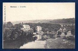 Barvaux ( Durbuy). Maisons Aux  Bords De L'Ourthe. Ca 1900 - Durbuy