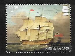 GB 2019 RN SHIP VICTORY 1765 - 1952-.... (Elizabeth II)