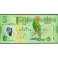 TWN - FIJI ISLANDS 115 - 5 Dollars 2012 Polymer - Prefix FFA - Signature: Whiteside UNC - Figi
