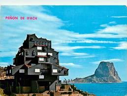 CPSM Calpe-Penon De Ifach         L2955 - Espagne