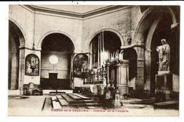 CPA-Carte Postale-FRANCE-Paris Hospice De La Salpétrière -Intérieur De La Chapelle  VM13116 - Santé, Hôpitaux