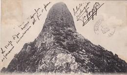 ISLA JUAN FERNANDEZ / ROBINSON CRUZOE LOOKOUT / CIRC 1910 - Chile