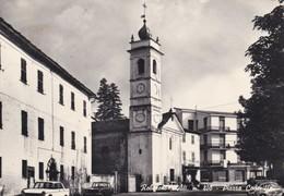 CARTOLINA  - ROBURENT ( CUNEO ) ALT M. 800 - PIAZZA CODEVILLA - VIAGGIATA PER GENOVA - Cuneo