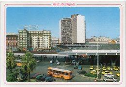 NAPOLI - Piazza Garibaldi E Stazione Centrale - Napoli