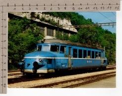 Oensingen-Balsthal-Bahn (OeBB) RBe 2/4 202 - Trains
