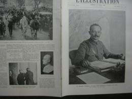 L'ILLUSTRATION 4182 GENERAL WEYGAND/ PIERRE LOTI/ RAIL CONGO/ DOUAUMONT / RUHR - L'Illustration