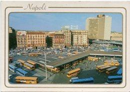 NAPOLI - Piazza Garibaldi - Stazione FF.SS. - Napoli