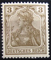 ALLEMAGNE  EMPIRE                    N° 67                      NEUF** - Duitsland