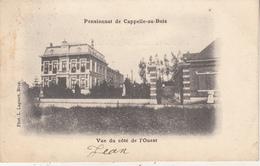 Pensionnaat Van Kapelle-op-den-Bos - Zicht Van De Westkant - Phot. L. Lagaert, Brussel - Kapelle-op-den-Bos
