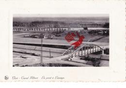 VISE - Canal Albert - Le Pont à LANAYE - Visé