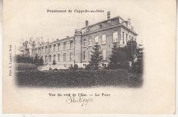 Pensionnaat Van Kapelle-op-den-Bos - Zicht Van De Oostkant - Brug -  - Phot. L. Lagaert, Brussel - Kapelle-op-den-Bos