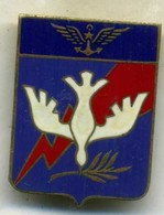 Insigne FLOTTILLE 33 F___drago - Armée De L'air