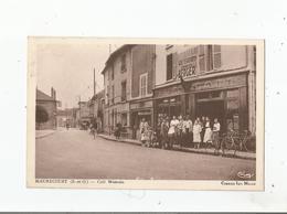 MAURECOURT (S ETO) CAFE RESTAURANT TABAC WATRAIN (BELLE ANIMATION) 1946 - Maurecourt