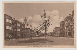 Den Haag - Jul. V. Stolberglaan - Den Haag ('s-Gravenhage)
