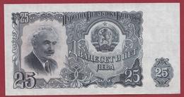 Bulgarie 25 Leva 1951 ---UNC - Bulgarie