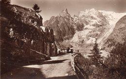 Courmayeur - Ghiacciaio Della Brenva - Monte Bianco M. 4810 - Italy