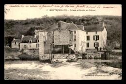 86 - MONTMORILLON - ECLUSE ET MOULIN DU SEJOUR - Montmorillon