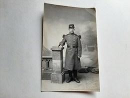 Photo Militaire N°156 Sur Le Col 1912 - Personaggi