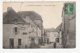 LOCMINE - RUE DU FIL LE BAS - 56 - Locmine