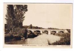 CELLETTES  LE PONT SUR LE BEUVRON A CLENORD - Francia