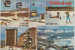 ISÈRE : Vilard-De-Lans : Le Balcon De Villard, Les Glovettes, Montagne, Neige - Villard-de-Lans