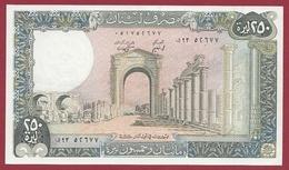 Liban  250 Livres 1985   ----UNC - Liban