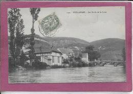 25 .-  VUILLAFANS  Les Bords De La Loue - France