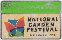 GREAT BRITAIN E-473 Hologram BT - Event, Festival - 021G - MINT - BT Private