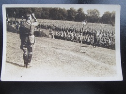Postkarte Propaganda Reichsparteitag 1929! Hitler Und SA - RRR - Germany