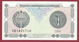 Ouzbékistan 1 Sum 1979  ----UNC - Ouzbékistan