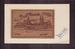 Wroclaw ( Carte En Bois Sur Papier ) - Poland