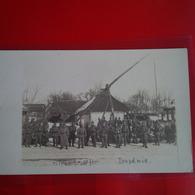 CARTE PHOTO UKRAINE DROZDNIE 1917 SOLDATS - Ukraine