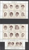 F1040 1979 RWANDA ANNEE INTERNATIONALE DE L'ENFANT CHILDREN 2SET MNH - UNICEF
