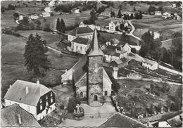 CPSM Servance  L'église - Andere Gemeenten