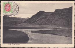 CPA Islande - Reykjavik - Frà Eyjafjöllum - 1937 - Islande